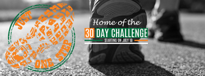 Just One Step's – 30 Day Walking Challenge